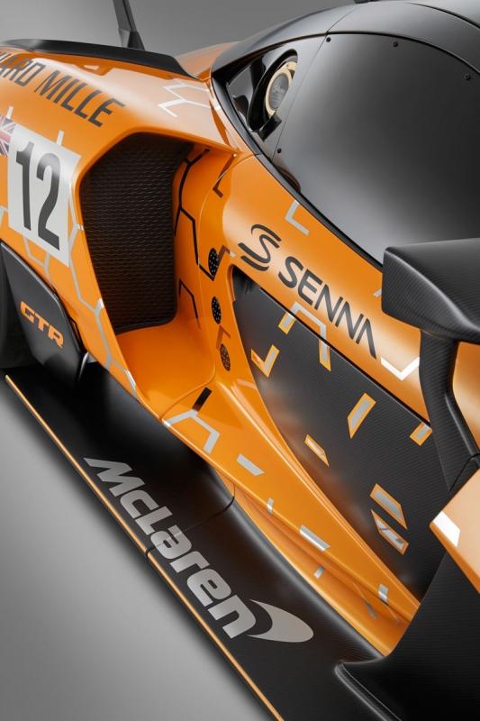 Customer-ready McLaren Senna GTR -18