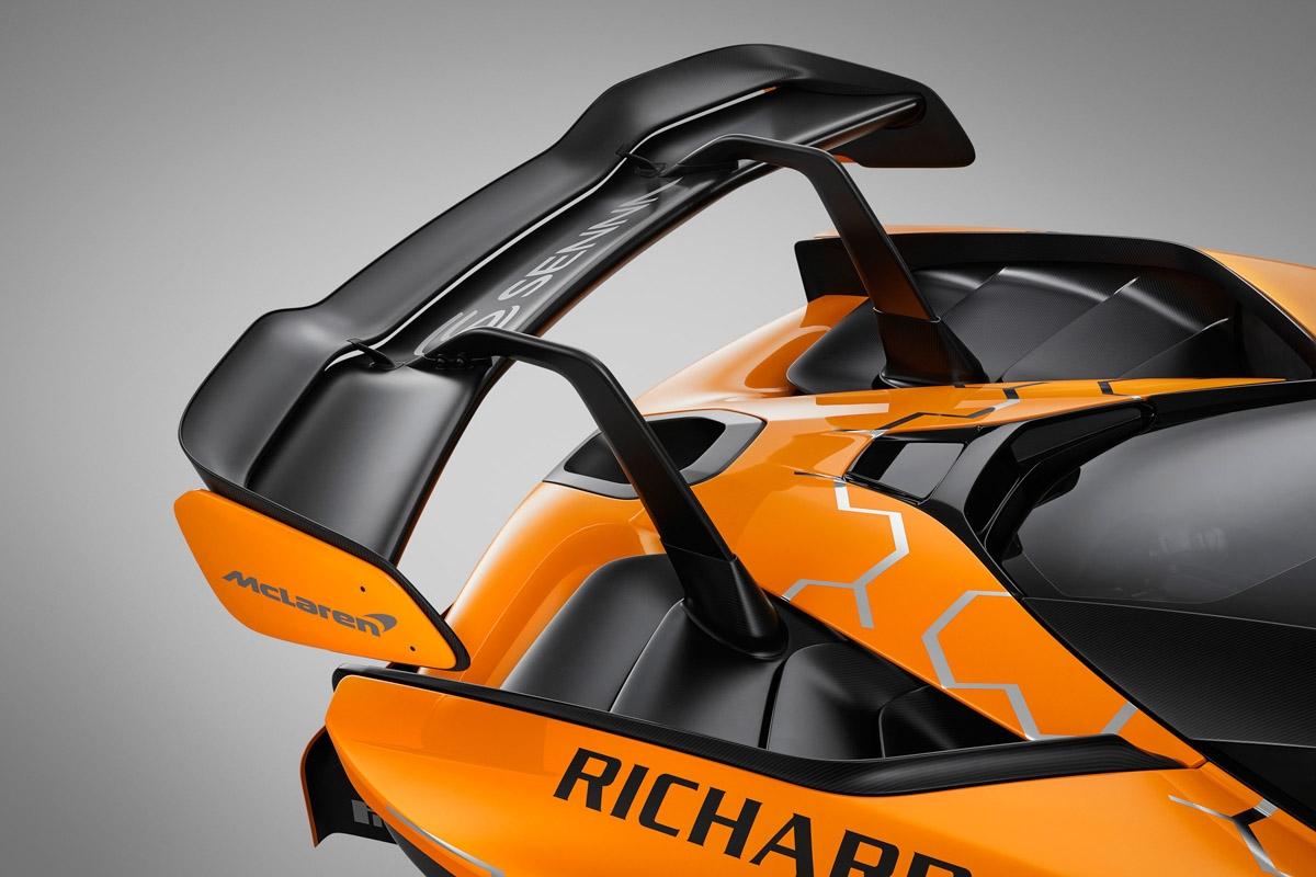 Customer-ready McLaren Senna GTR -19
