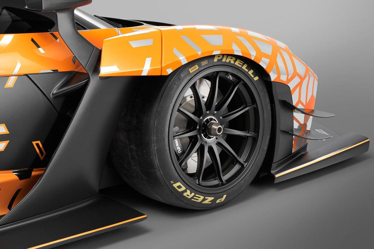Customer-ready McLaren Senna GTR -20