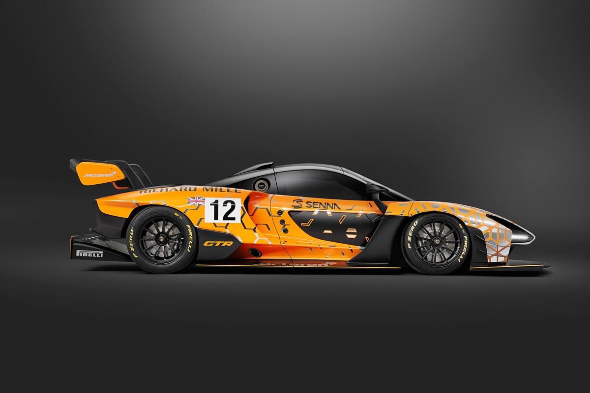 Customer-ready McLaren Senna GTR -21