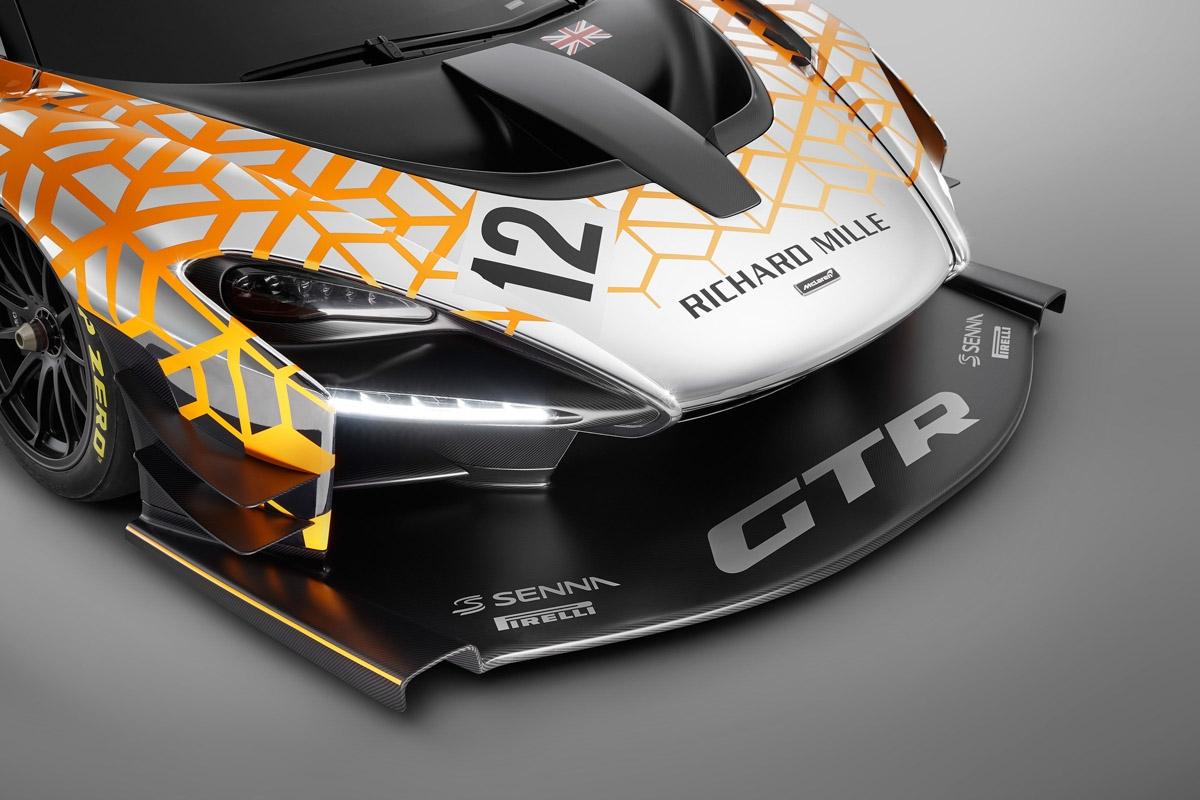 Customer-ready McLaren Senna GTR -23