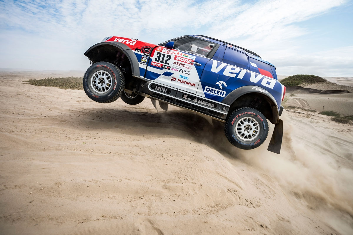 dakar rally 2018 cars drivers and latest news. Black Bedroom Furniture Sets. Home Design Ideas