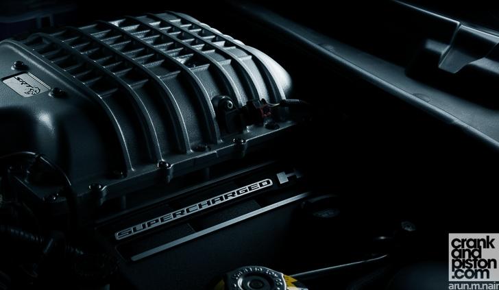 Dodge Challenger SRT Hellcat crankandpiston-8