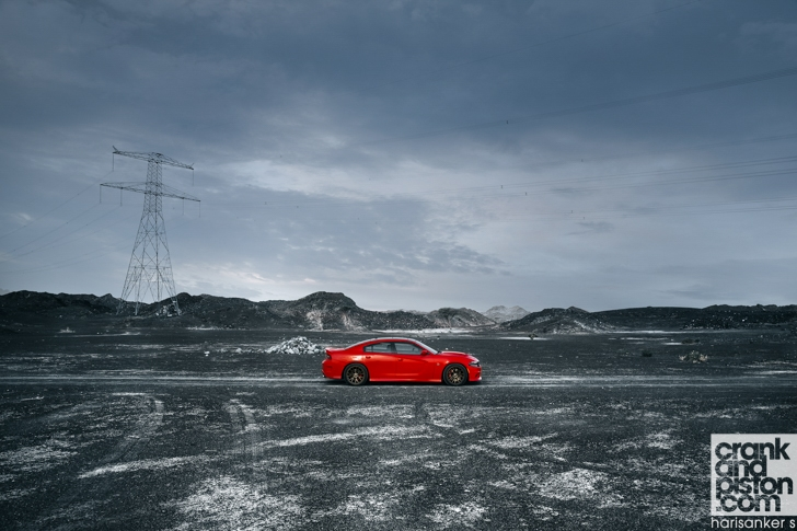 Dodge Charger SRT Hellcat-10