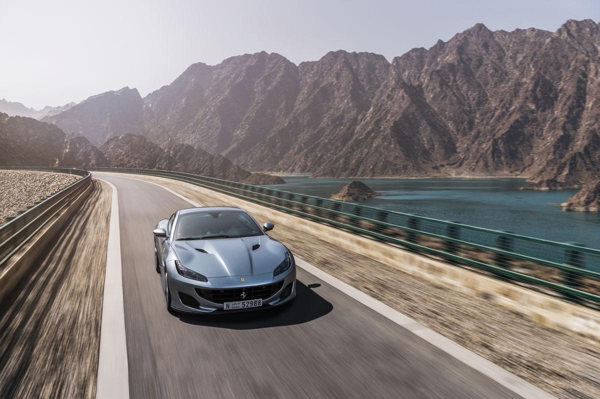 Driven. Ferrari Portofino-1