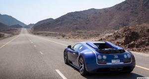 Dubai Driven. Bugatti Veyron Grand Sport Vitesse.
