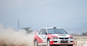 Dubai International Rally 2012
