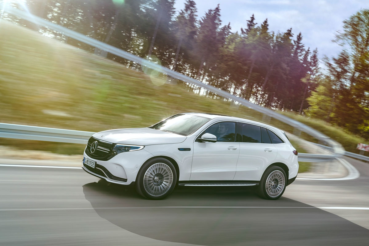 Der neue Mercedes-Benz EQC - der erste Mercedes-Benz der Produkt- und Technologiemarke EQ // The new Mercedes-Benz EQC - the first Mercedes-Benz under the product and technology brand EQ