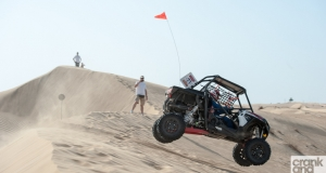 Emirates Desert Championship. Rd 1