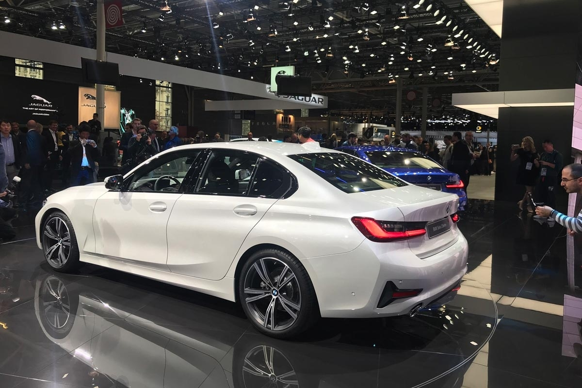 New 2019 Bmw 3 Series Revealed Lighter And More Dynamic