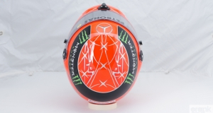 F1 Helmet Designs