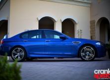 F10 BMW M5 42