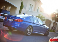 F10 BMW M5 43