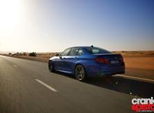 F10 BMW M5 55