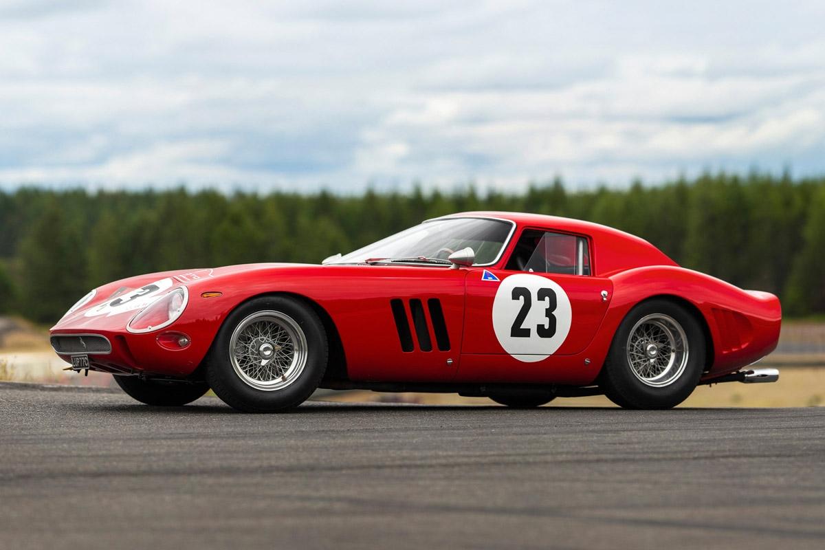 Ferrari 250 GTO could fetch $45m-1