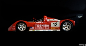 Ferrari 333 SP. Michel Stassart