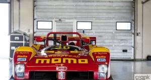 Ferrari 333SP Dubai