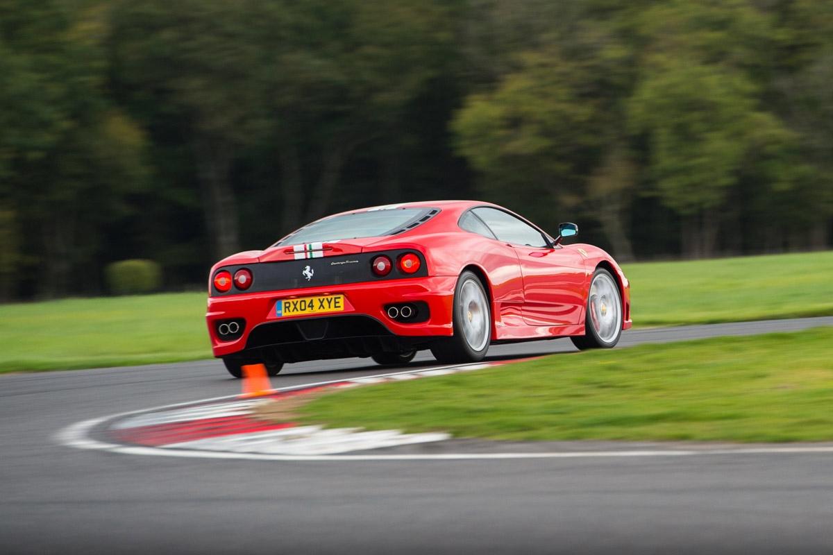 Ferrari 360 vs Lamborghini Huracan-18