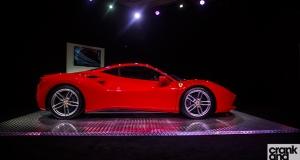 Ferrari 488 GTB. Dubai