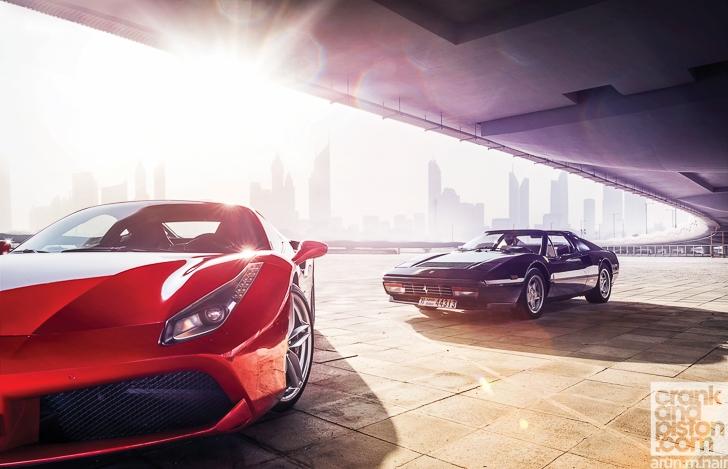 Ferrari 488 GTB meets 328 GTS crankandpiston-7