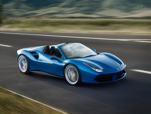 Ferrari 488 Spider (2 of 7)