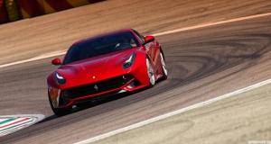 Ferrari F12berlinetta. The Civilised Lunatic