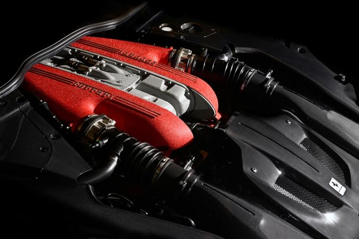 Ferrari F12tdf crankandpiston 06