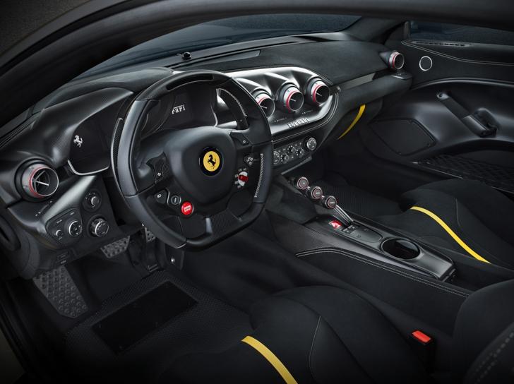 Ferrari F12tdf crankandpiston 07