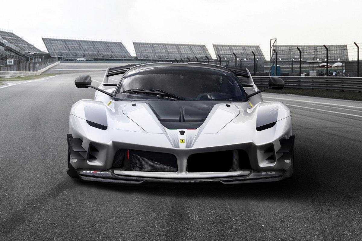 Ferrari FXX-K EVO-4