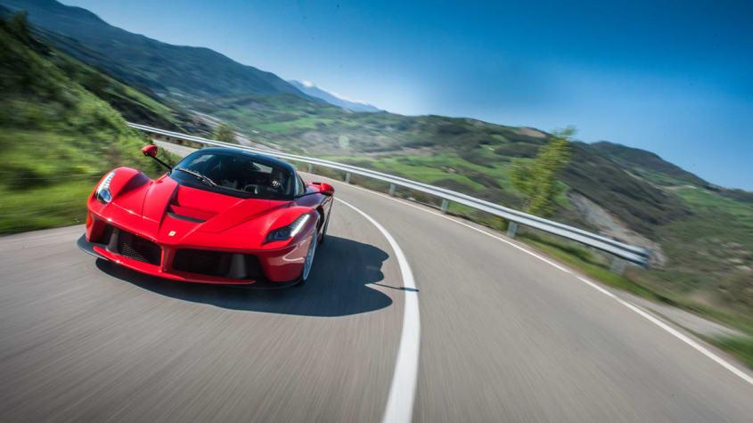 Ferrari-LaFerrari-1