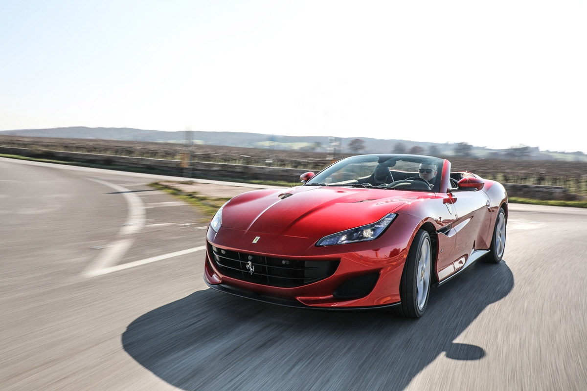ferrari portofino review - faster and lighter than the old