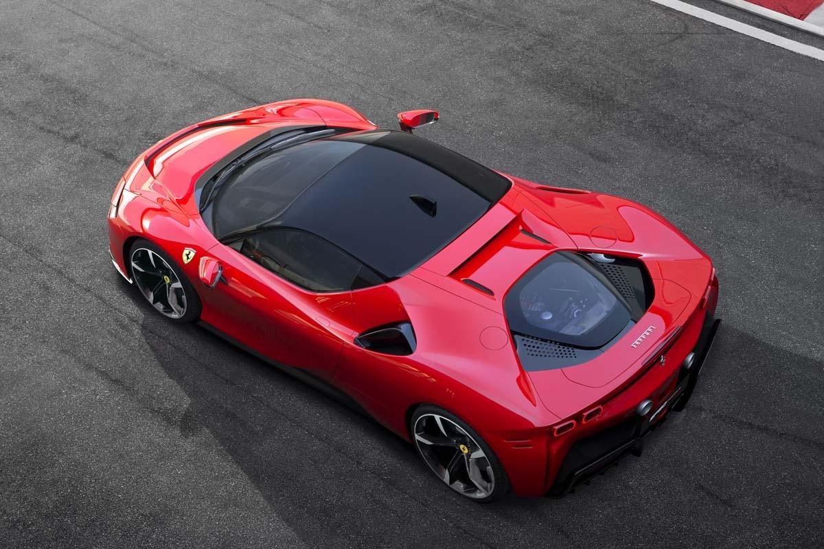 Ferrari-SF90-Stradale-supercar-1