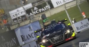 FIA GT Series. Baku