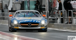 FIA GT Series. Navarra