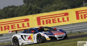 FIA GT Series. Slovakia