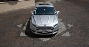 Ford Fusion. UAE