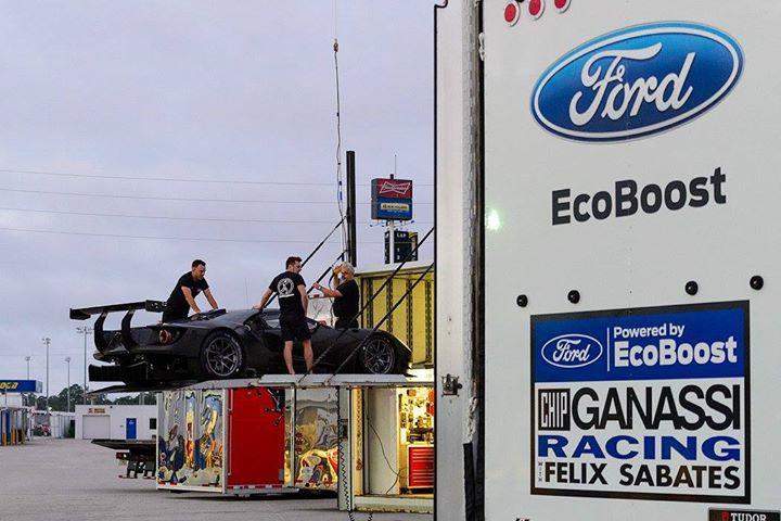Ford GT at Daytona-1