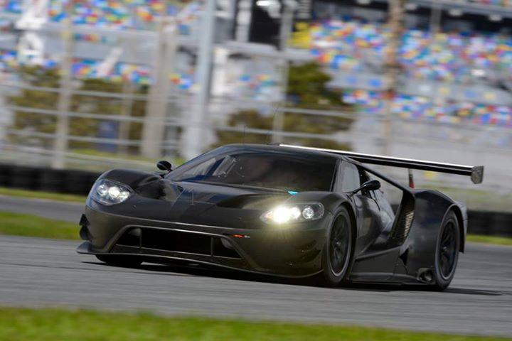 Ford GT at Daytona-13