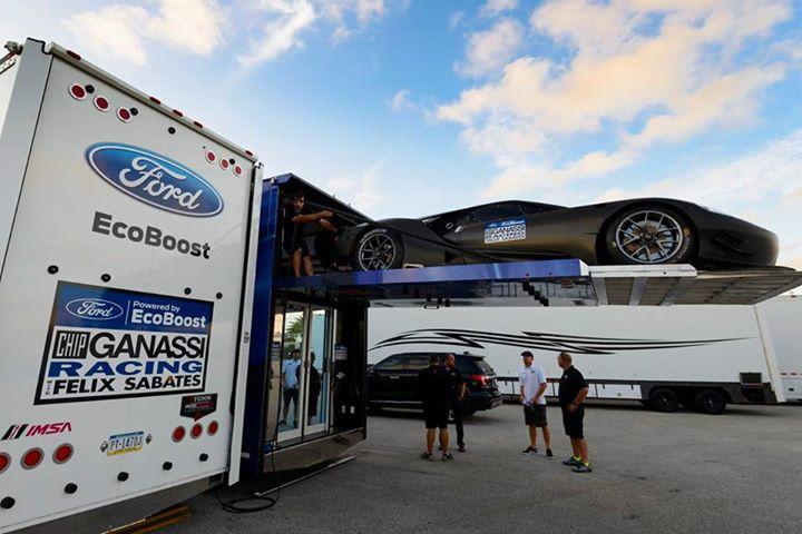 Ford GT at Daytona-14