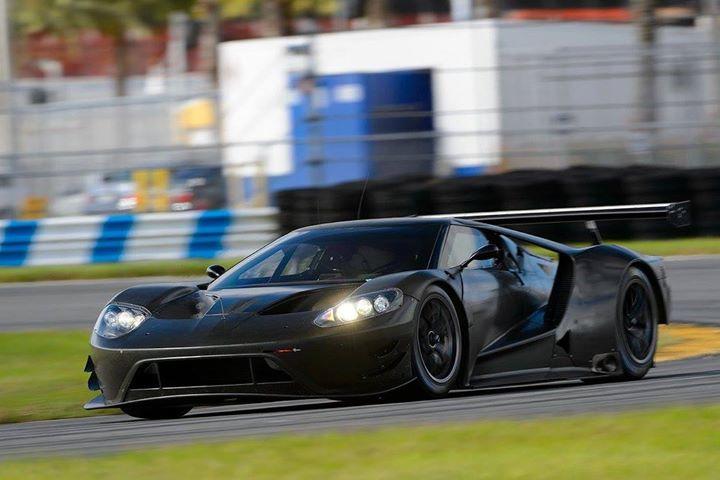 Ford GT at Daytona-6