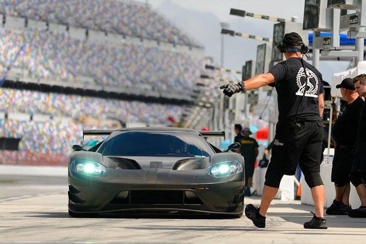 Ford GT at Daytona-7