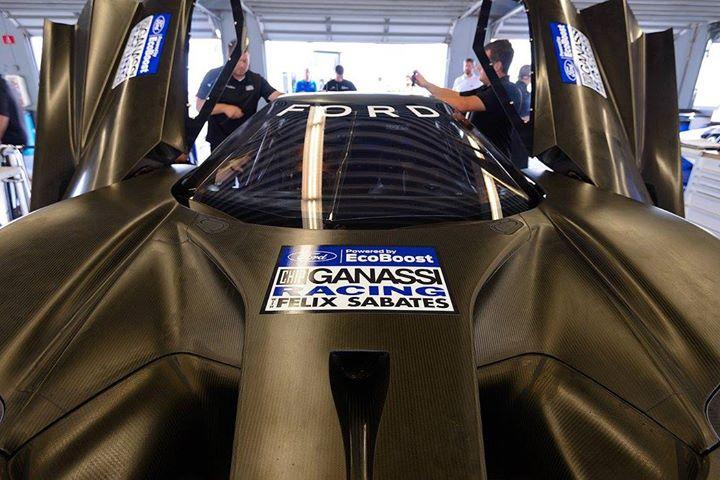 Ford GT at Daytona-9