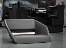 Inspired by Ford GT: Chair