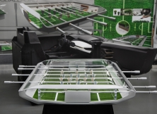 Inspired by Ford GT: Foosball Table