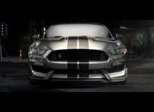 Ford Shelby GT350 Mustang 01