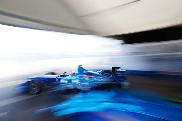 FAI Formula E Championship 2014-2015-15