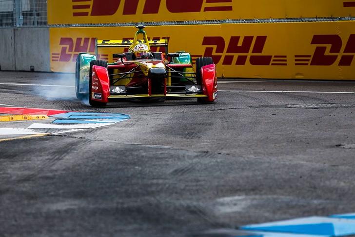 FAI Formula E Championship 2014-2015-16