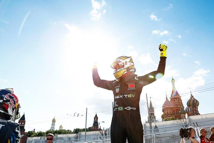 FAI Formula E Championship 2014-2015-17