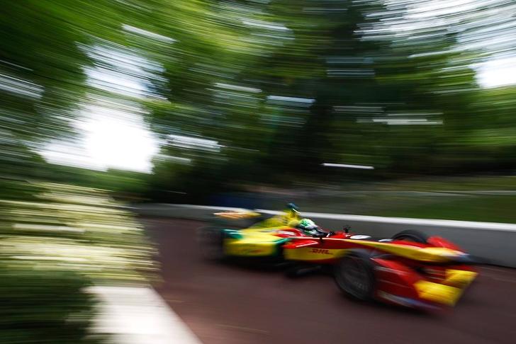 FAI Formula E Championship 2014-2015-18