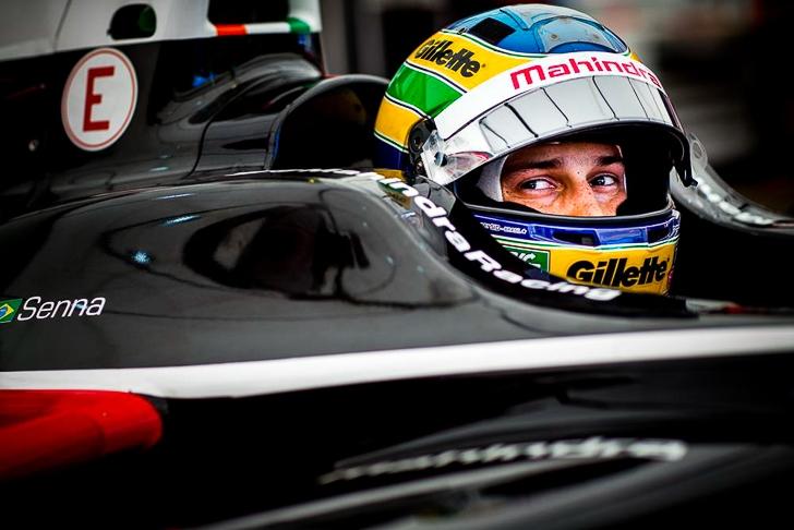 FAI Formula E Championship 2014-2015-3